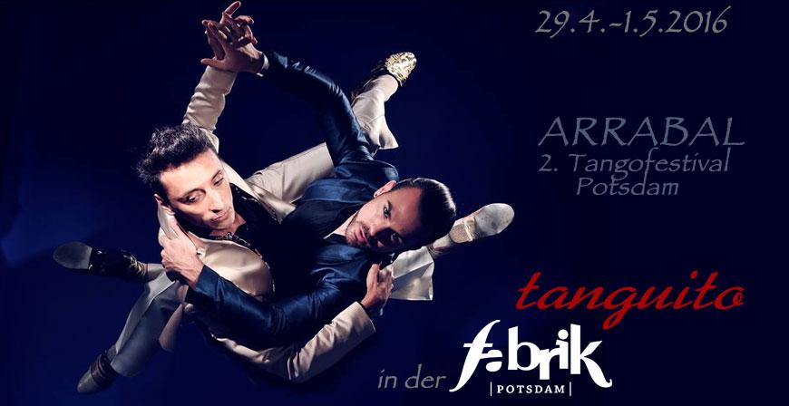Tanguito Arrabal 2 Tangofestival Potsdam