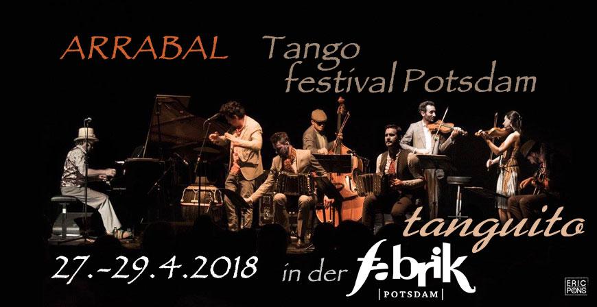 Tanguito Arrabal 4 Tangofestival Potsdam
